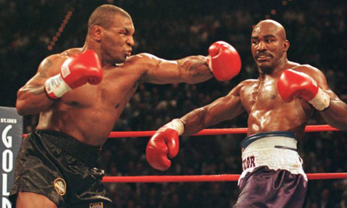 Who Beat Mike Tyson In The Boxing Ring