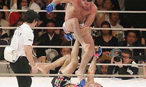 Stomp Kick