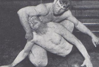 Catch As Catch Can Wrestling