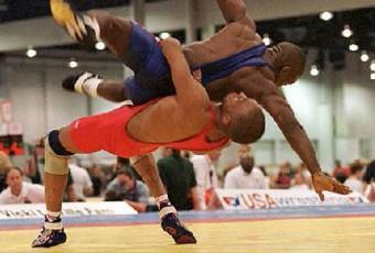 Lotta olimpica (Wrestling)