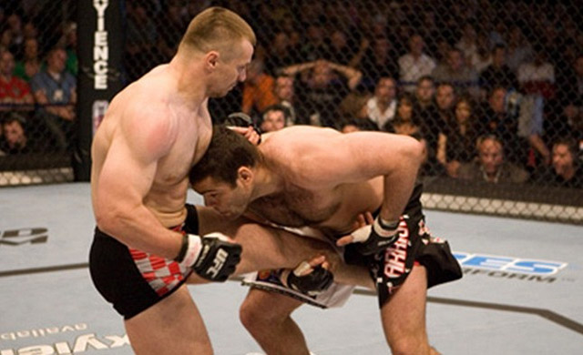 Gonzaga vs. Crocop